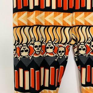 LuLaRoe Pants - NWOT LuLaRoe Halloween Leggings TC2 #2177
